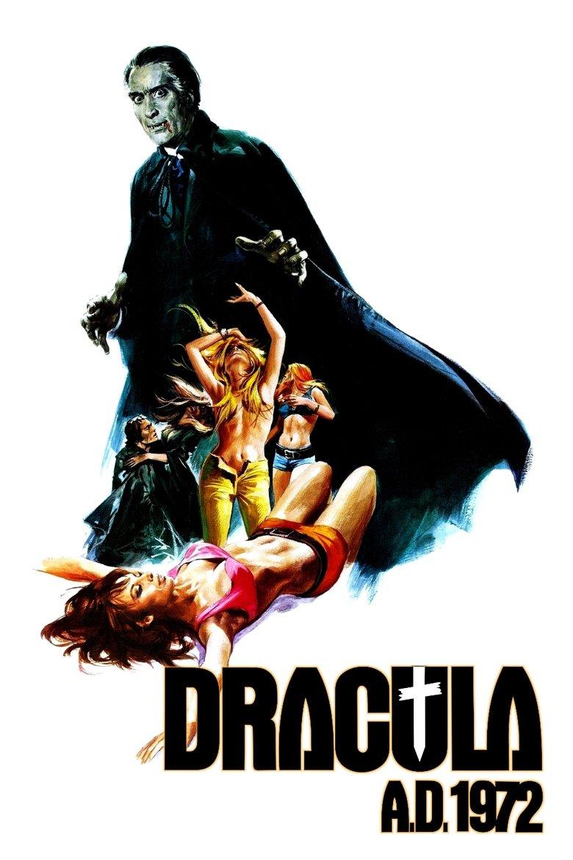 Dracula A.D. 1972 kapak