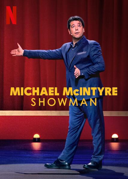 Michael McIntyre: Showman kapak