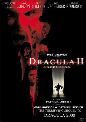 Dracula II: Ascension kapak