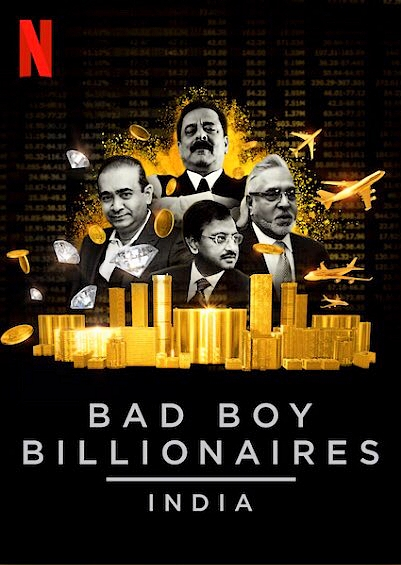 Bad Boy Billionaires: India kapak