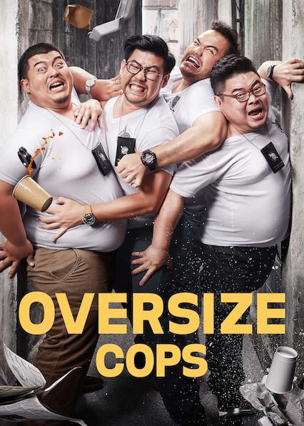 Oversize Cops kapak