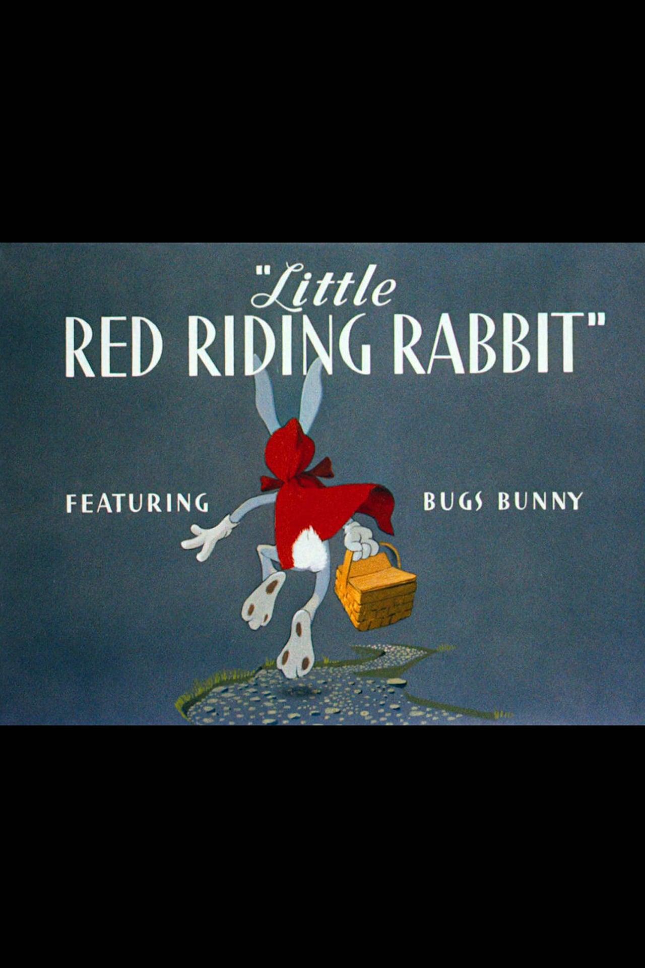 Little Red Riding Rabbit kapak