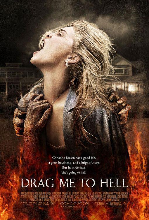 Drag Me to Hell kapak