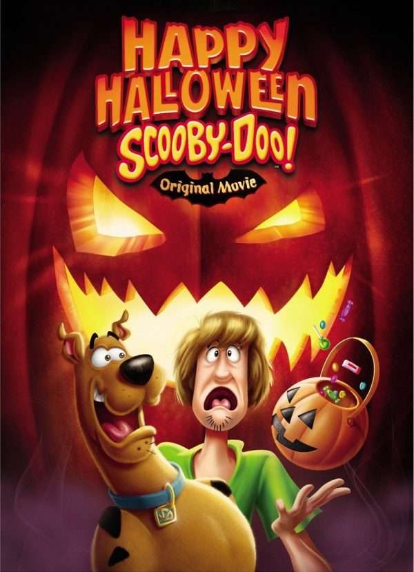 Happy Halloween, Scooby-Doo! kapak