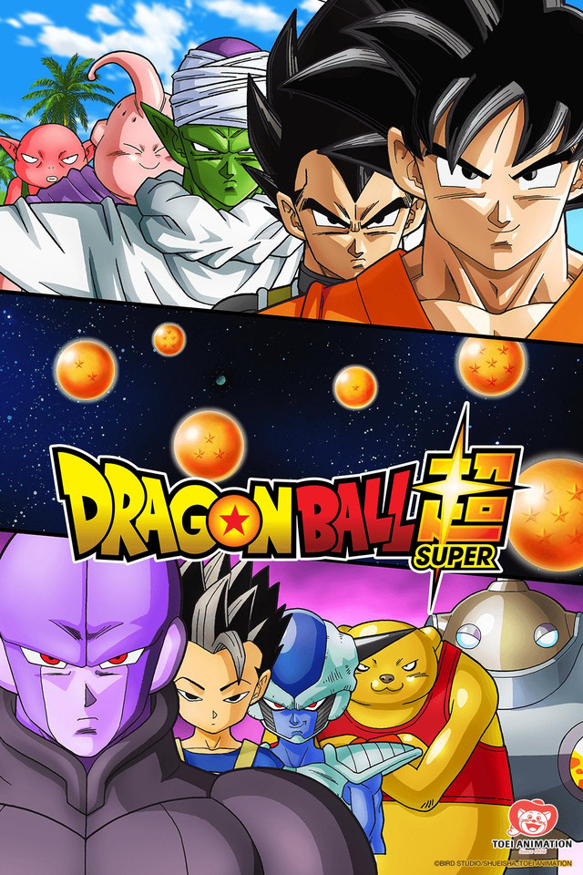 Dragon Ball Super kapak