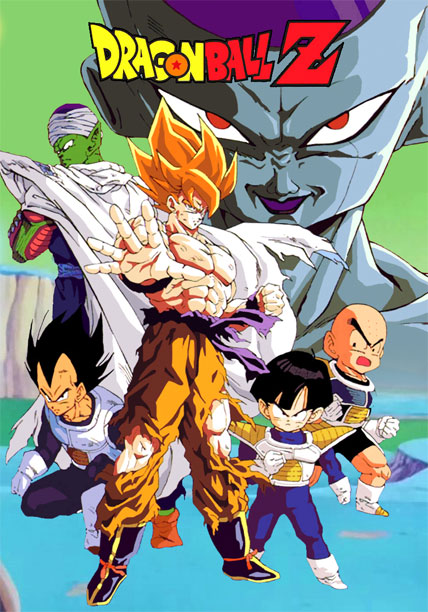 Dragon Ball Z kapak