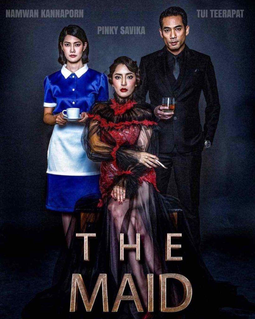 The Maid kapak