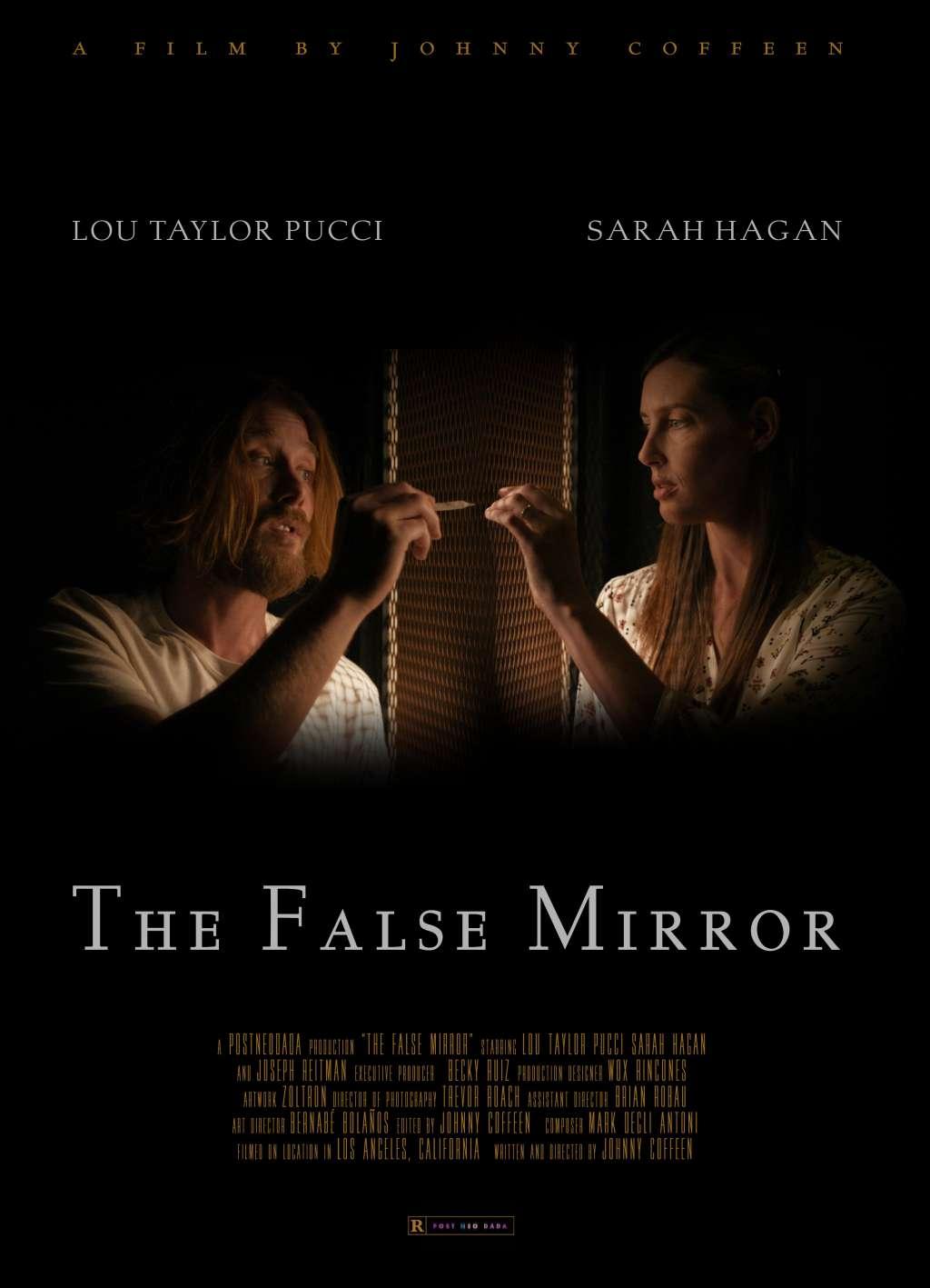 The False Mirror kapak