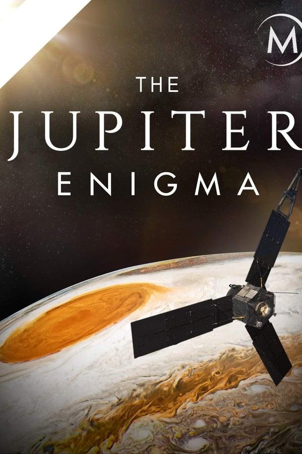 The Jupiter Enigma kapak