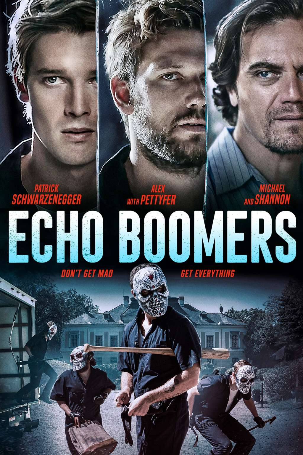Echo Boomers kapak