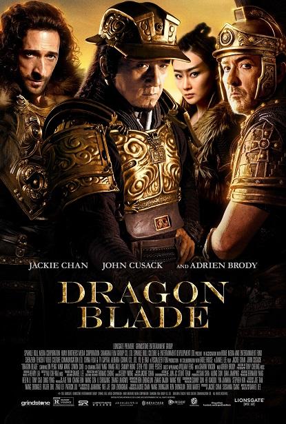 Dragon Blade kapak