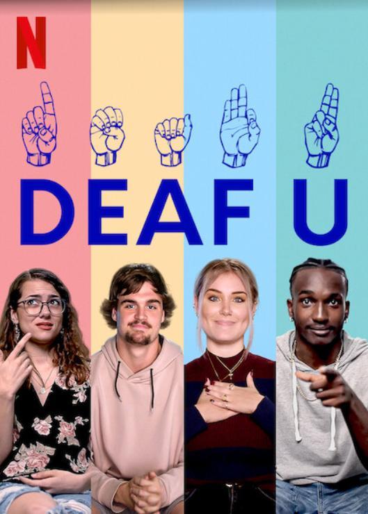Deaf U kapak