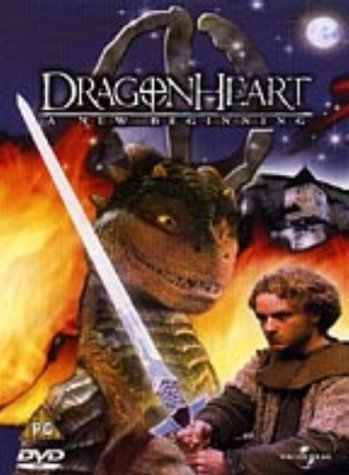 Dragonheart: A New Beginning kapak