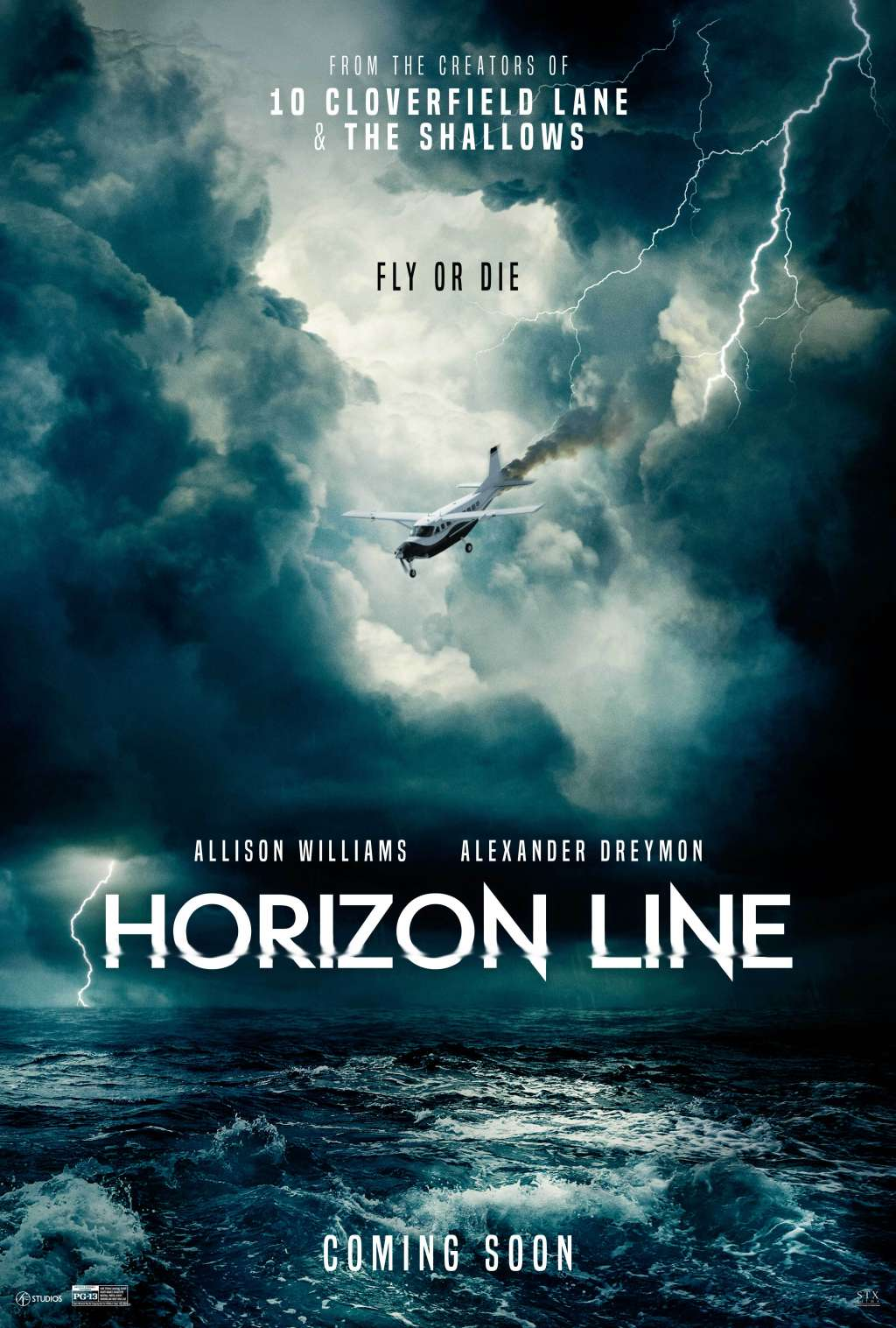 Horizon Line kapak