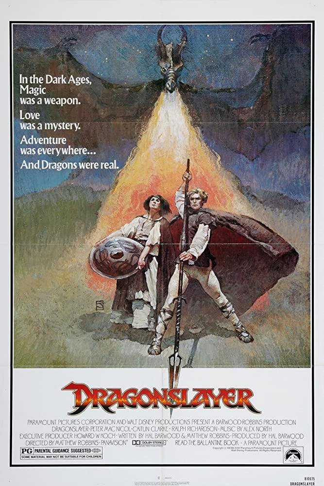 Dragonslayer kapak
