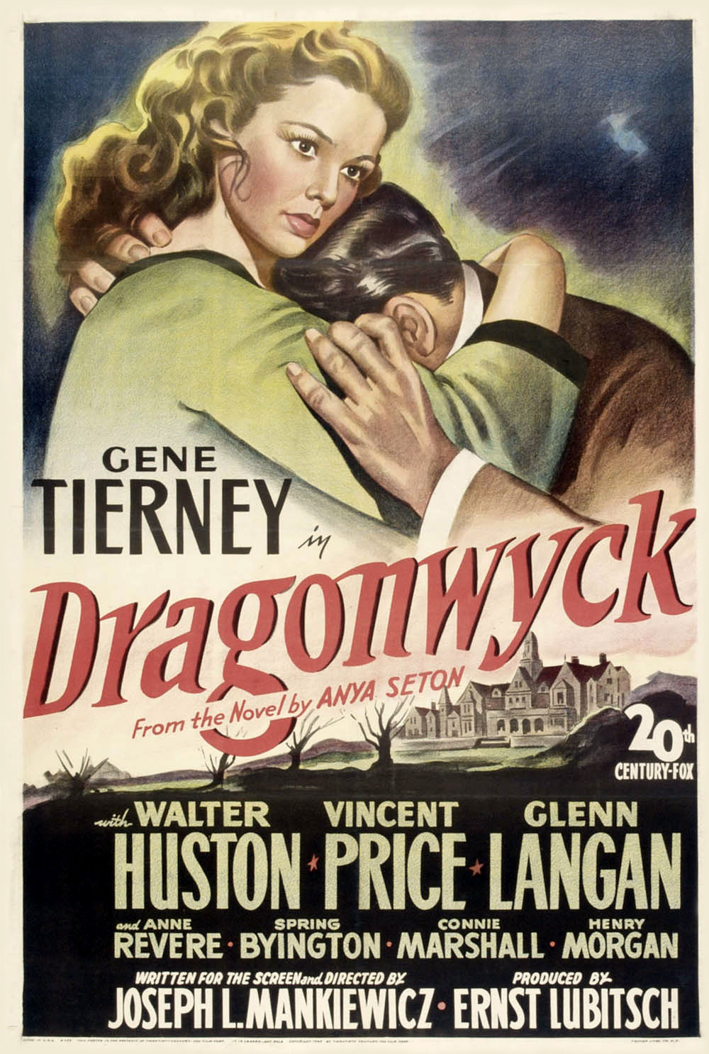 Dragonwyck kapak