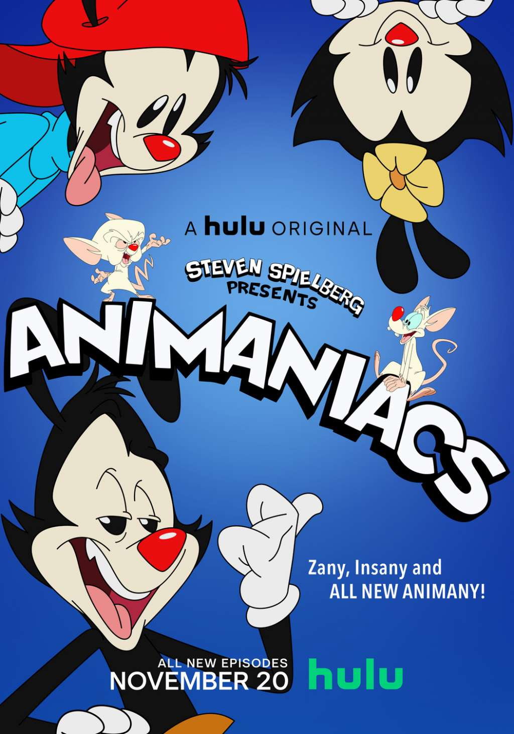 Animaniacs kapak