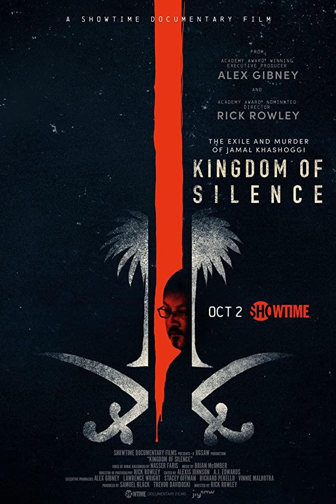 Kingdom of Silence kapak