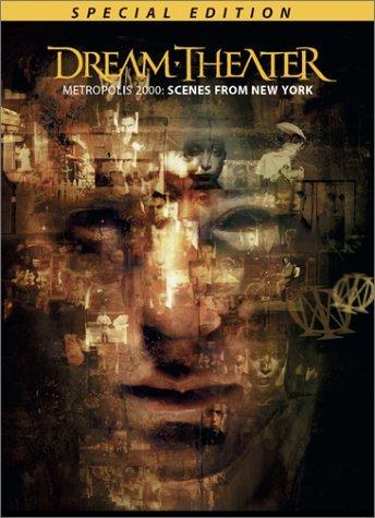 Dream Theater: Metropolis 2000 - Scenes from New York kapak