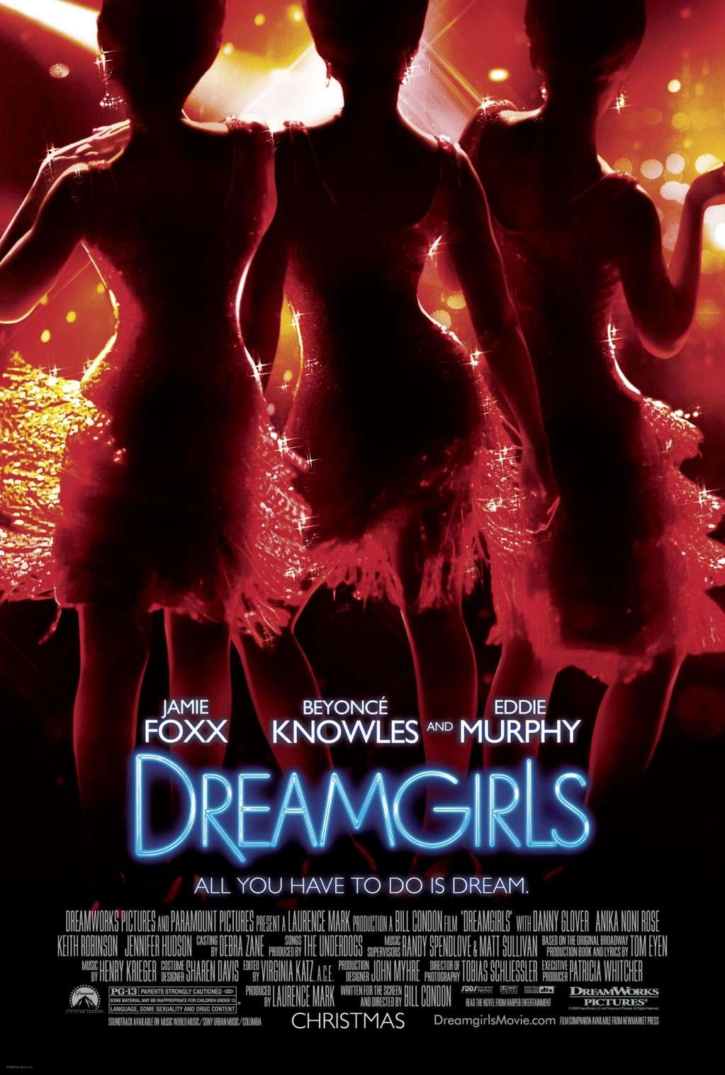 Dreamgirls kapak