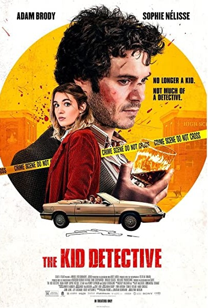 The Kid Detective kapak