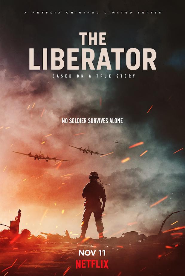 The Liberator kapak
