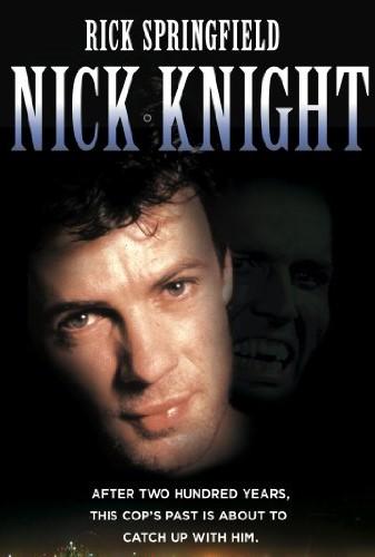 Nick Knight kapak
