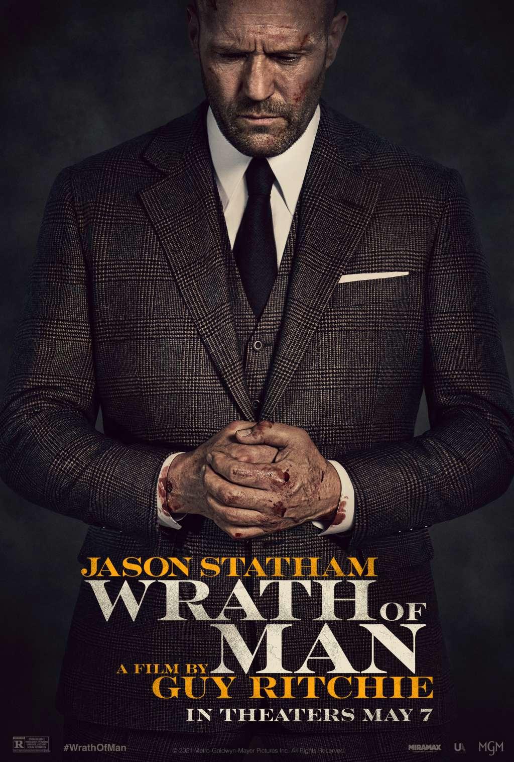 Wrath of Man kapak