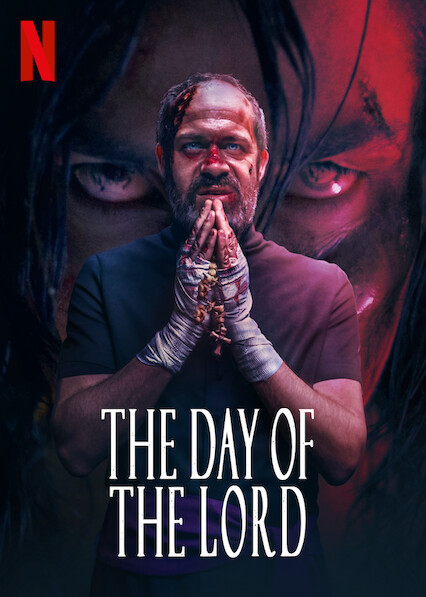 Menendez: The Day of the Lord kapak