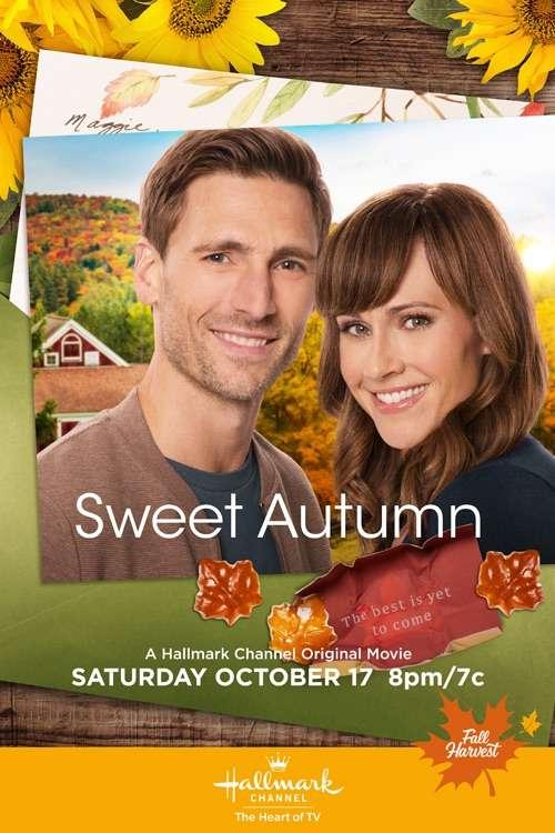 Sweet Autumn kapak