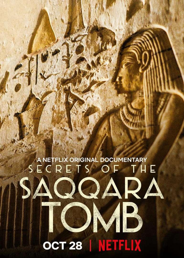 Secrets of the Saqqara Tomb kapak