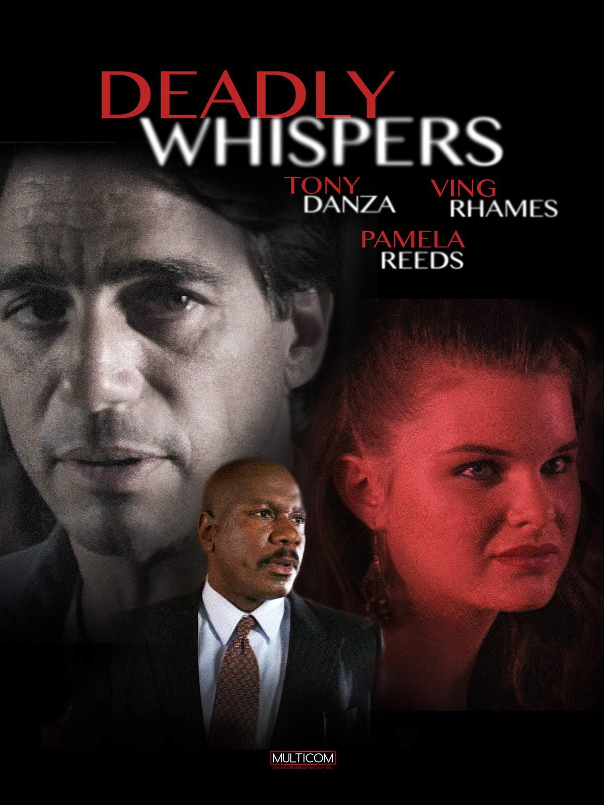 Deadly Whispers kapak