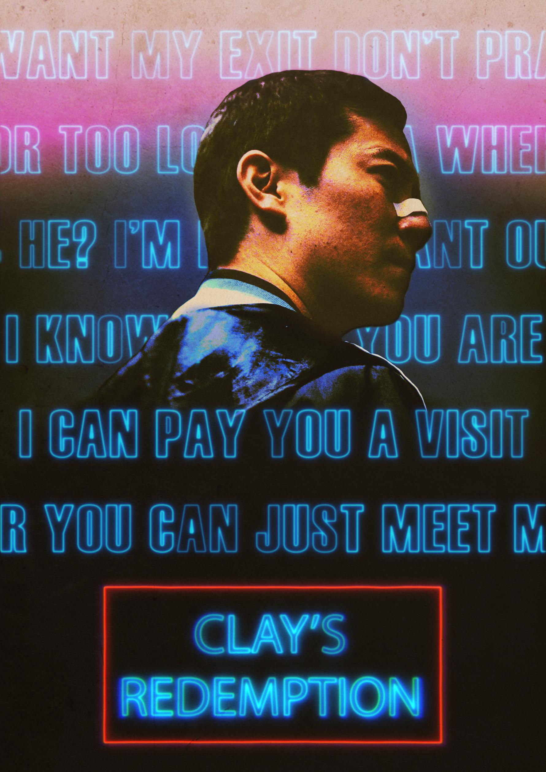 Clay's Redemption kapak