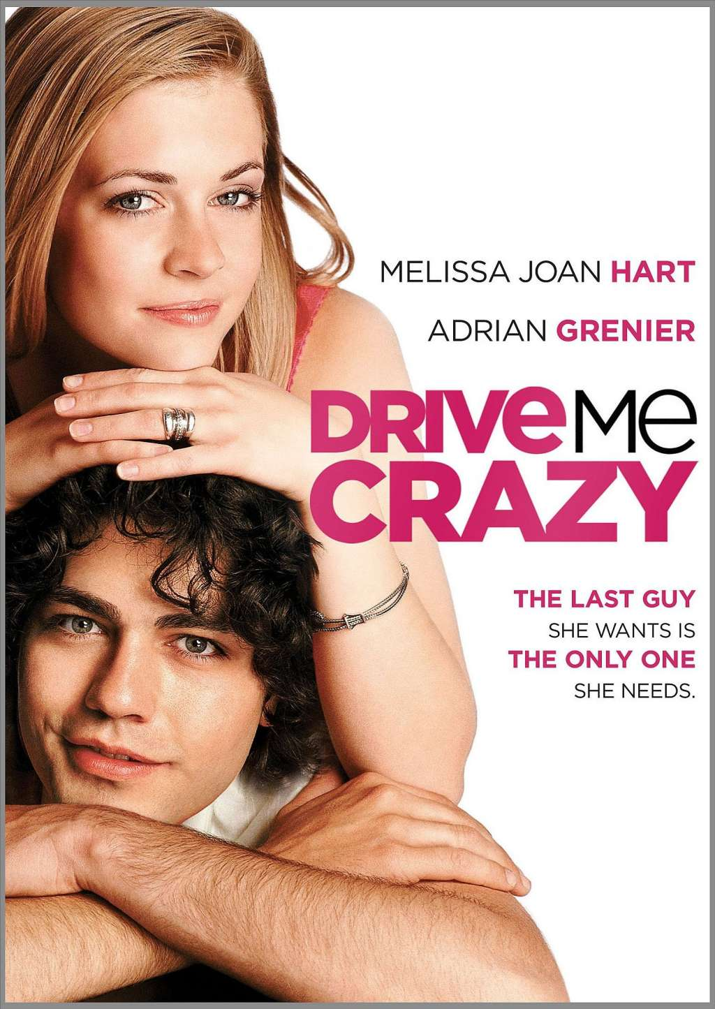 Drive Me Crazy kapak