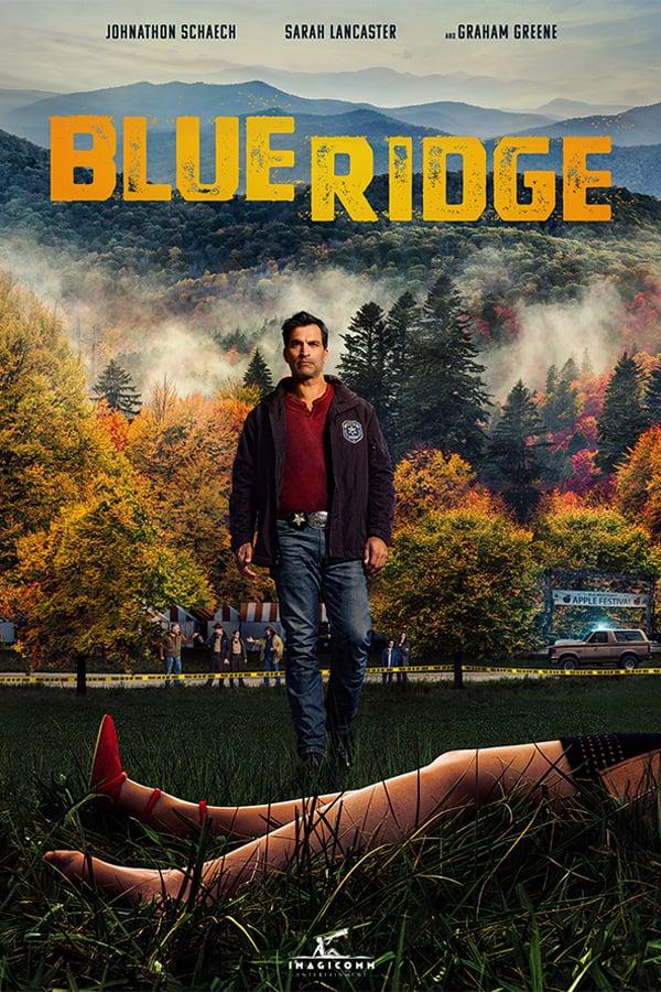 Blue Ridge kapak