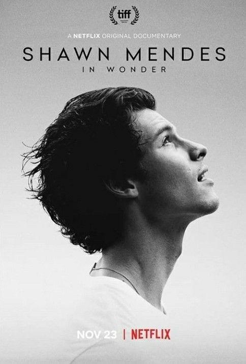 Shawn Mendes: In Wonder kapak