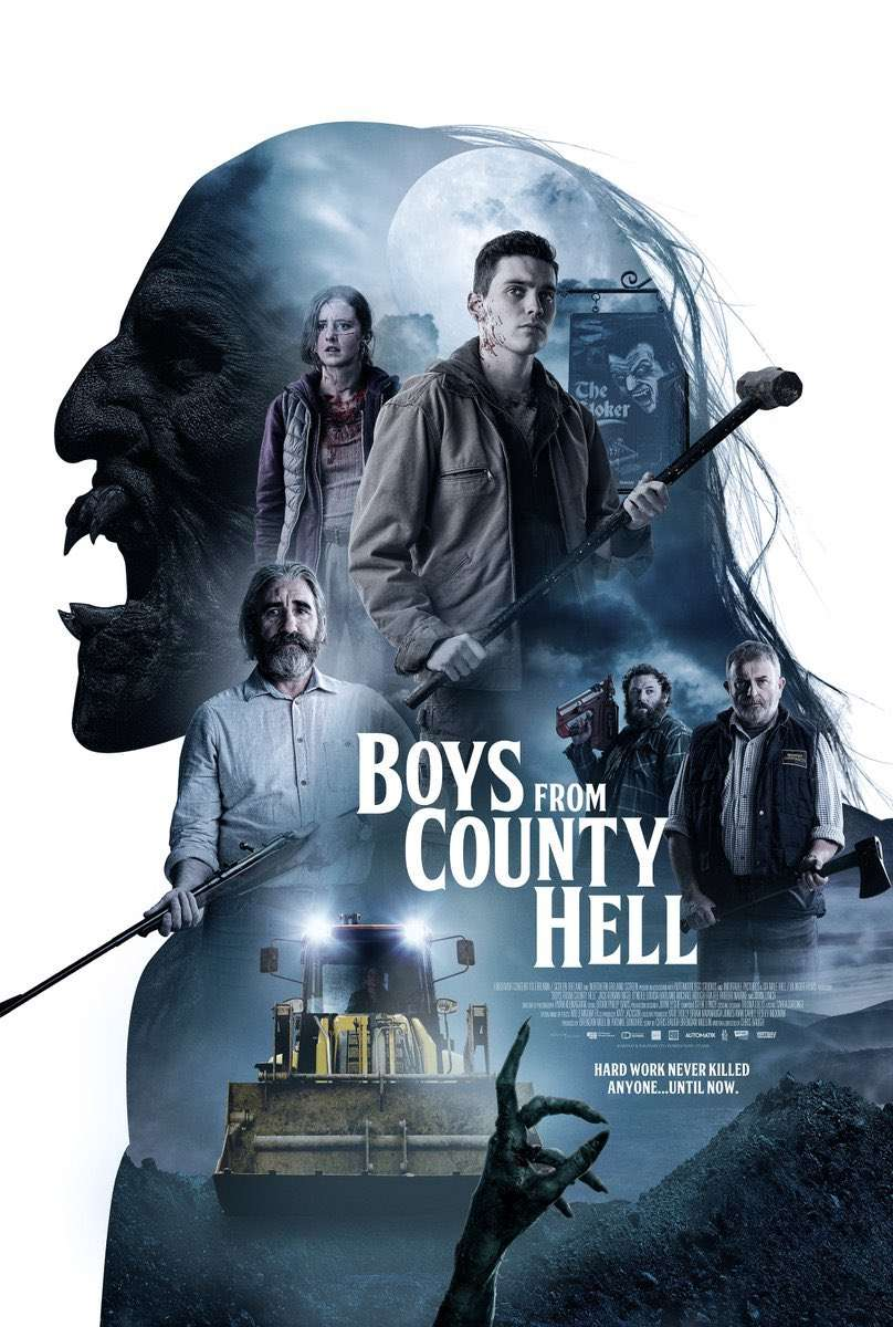 Boys from County Hell kapak