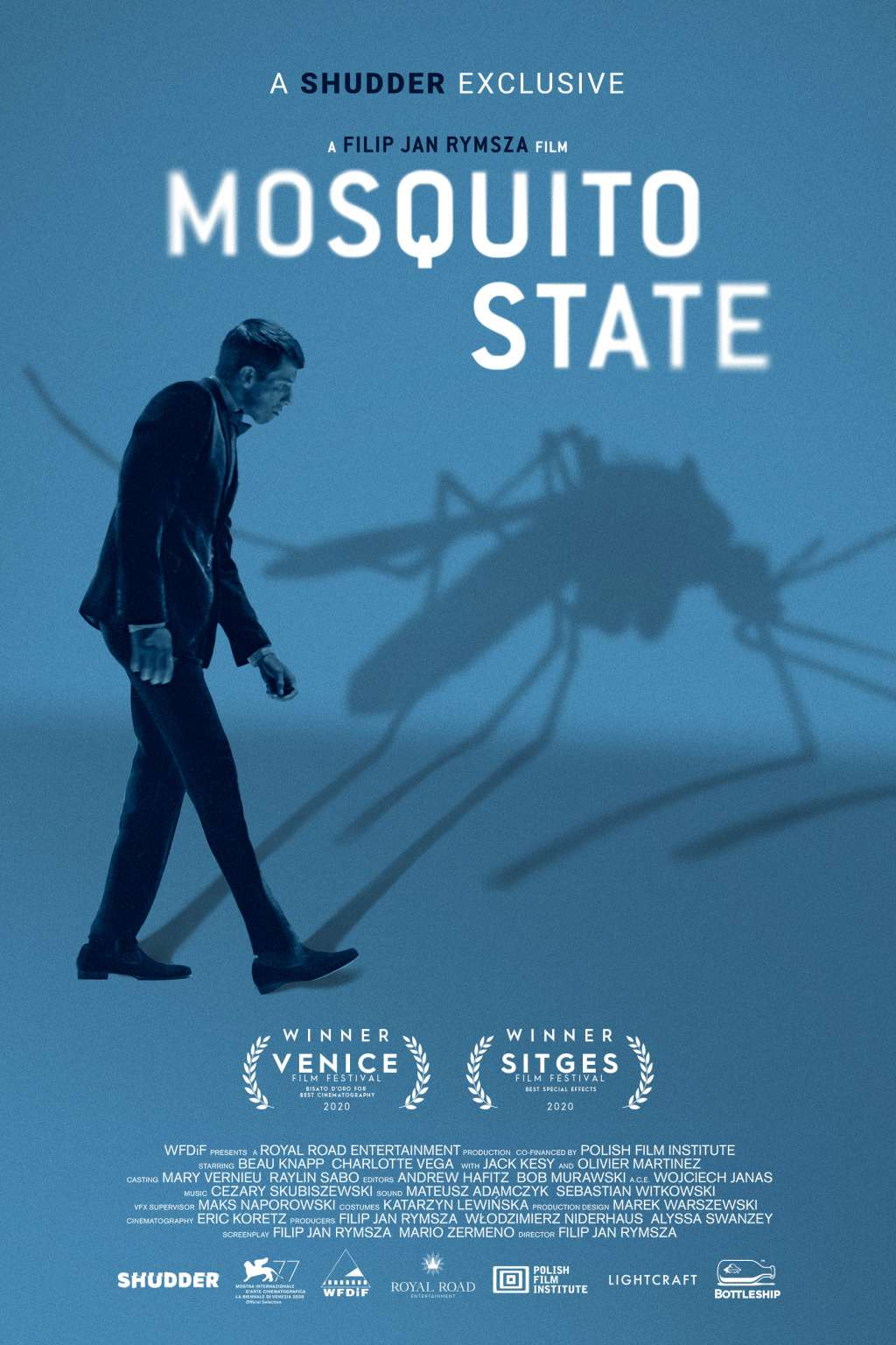 Mosquito State kapak