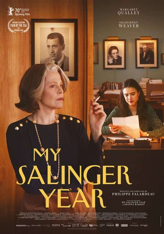 My Salinger Year kapak