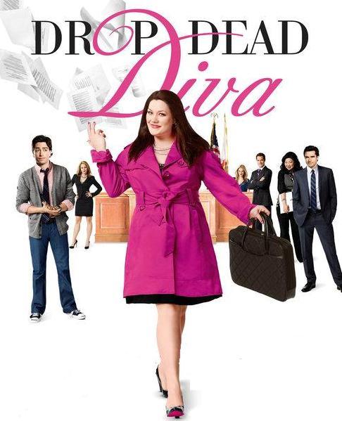 Drop Dead Diva kapak