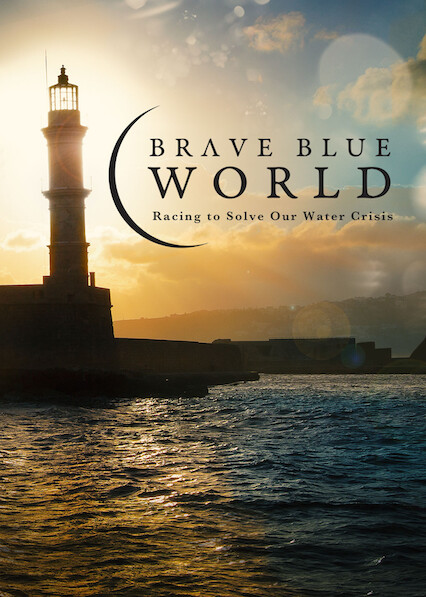 Brave Blue World kapak