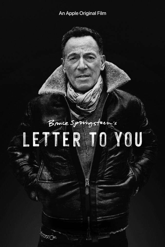 Bruce Springsteen's Letter to You kapak