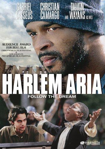 Harlem Aria kapak