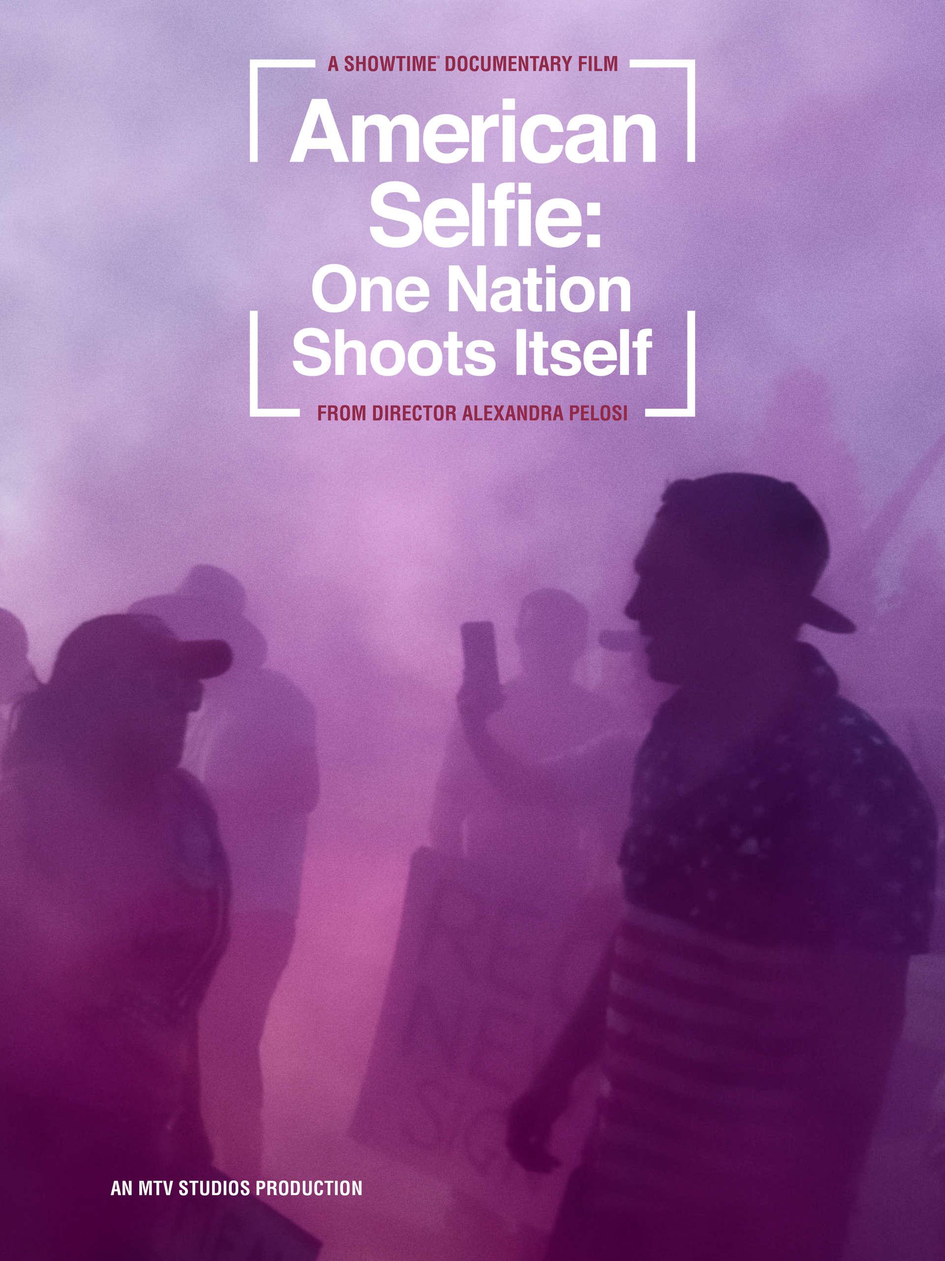 American Selfie: One Nation Shoots Itself kapak