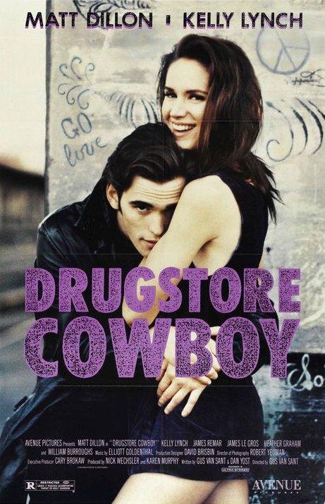 Drugstore Cowboy kapak