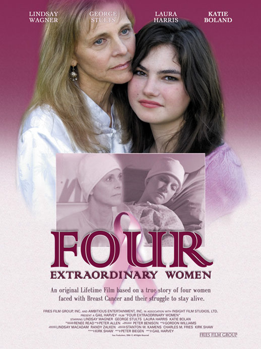 Four Extraordinary Women kapak