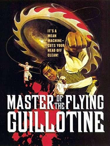 Master of the Flying Guillotine kapak