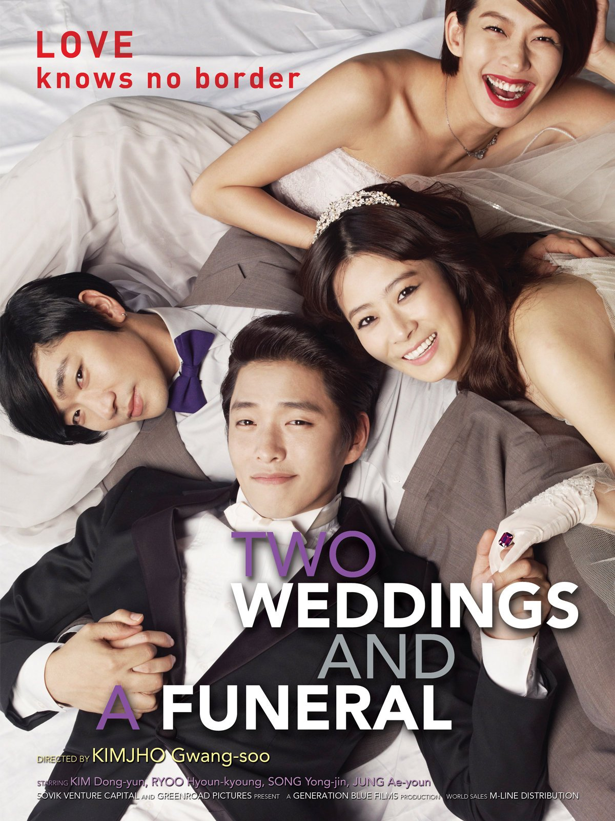 Two Weddings and a Funeral kapak