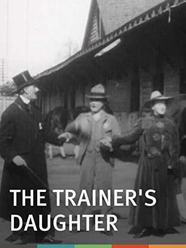 The Trainer's Daughter; or, A Race for Love kapak