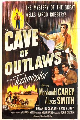 Cave of Outlaws kapak